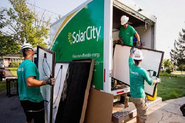 SolarCity Products : Solar Energy