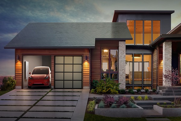 Are Tesla S Invisible Solar Roof Tiles The Future Of